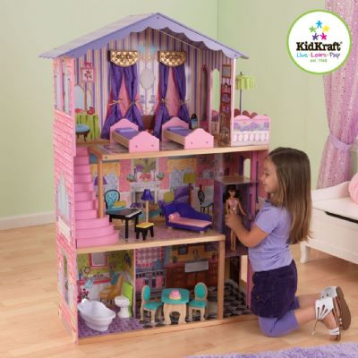 My Dream Mansion Dolls house & Furniture